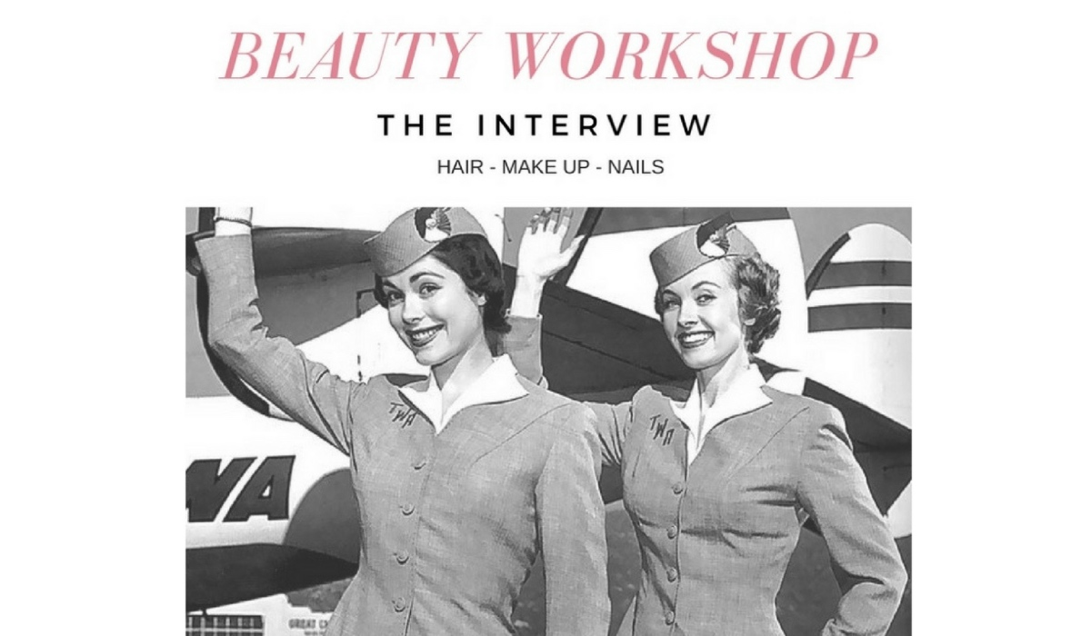 BEAUTY WORKSHOP - THE INTERVIEW