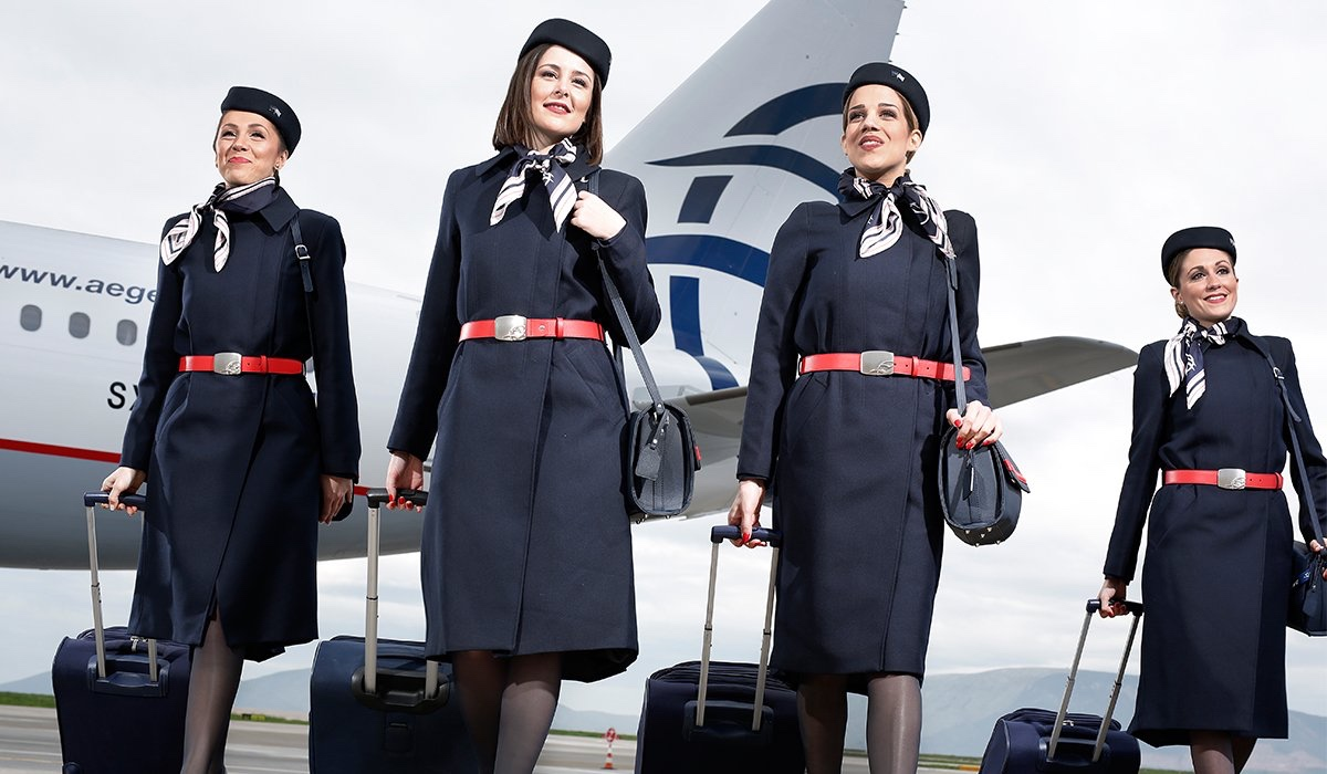 UNIFORM EXCELLENCE BY AEGEAN AIRLINES